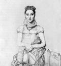 Ingres Mademoiselle Jeanne Hayard