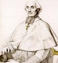 Ingres Monsignor Gabriel Cortois de Pressigny