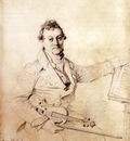 Ingres Pierre Marie Francois de Sales Baillot