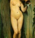 Ingres The source, 1856, 163x80 cm, Musee dOrsay, Paris