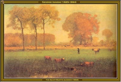 george inness the saint martin summer 1894 po amp