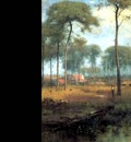 early morning george inness 1892 fl art csg003