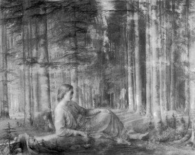 janmot louis le poeme de l ame x 1 solitude