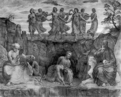 janmot louis le poeme de l ame x 13 les generations du mal