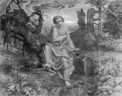 janmot louis le poeme de l ame x 9 sans dieu