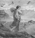 janmot louis le poeme de l ame x 6 le doute