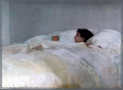 ls Sorolla 1895 Madre