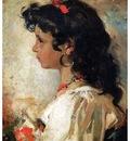 ls Sorolla 1886 Cabeza de italiana