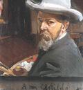 ls Sorolla 1909 Autorretrato