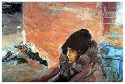 ls Sorolla 1907 Maria enferma
