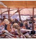 ls Sorolla 1919 La pesca del atun Ayamonte