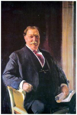 ls Sorolla 1909 El presidente Taft