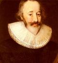 Johnson Cornelius Portrait Of Sir Henry Spiller Of Laleham
