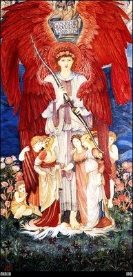 Burne Jones Love 1880 mln