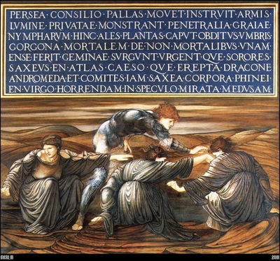 Burne Jones Perseus And The Graiae 1877 80 mln