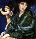 Burne Jones Maria Zambaco 1870 mln