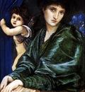 Burne Jones Maria Zambaco 1870 mln