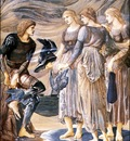 Burne Jones Perseus And The Sea Nymphs 1877 mln