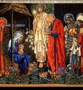 Burne Jones The Adoration Of The Magi 1888 94 mln