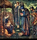 Burne Jones The Star Of Bethlehem 1887 90 mln