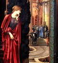 Burne Jones The Tower Of Brass 1888 mln