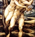 Burne Jones The Tree Of Forgiveness 1881 82 mln