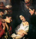 jordaens jacob adoration of shepherds sun