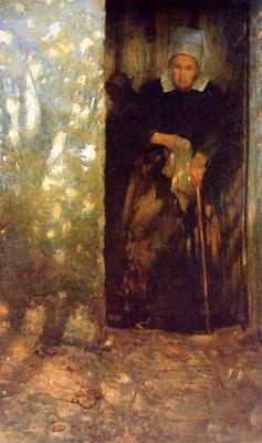 Josephson Ernst Autumn Sun