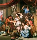 Lairesse Gerard Ulysses recognises Achilles Sun