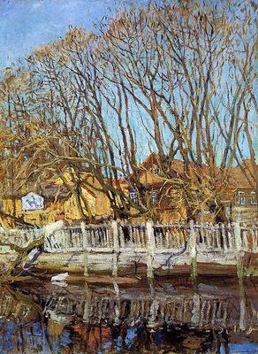 Lakhovsky Arnold Kretovsky island Sun