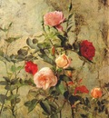lambdin roses on the wall