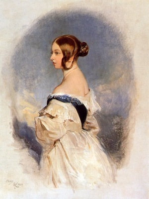 Landseer, Edwin Queen Victoria end
