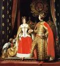 Landseer, Edwin Queen Victoria Prince Albert end