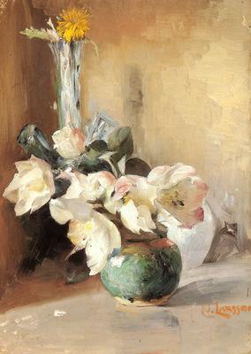 Larsson Carl Roses De Noel