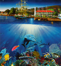 kb Lassen Greeting Cards Lahaina Dreams