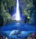 TA SWA 099 Kahana Falls CR Lassen