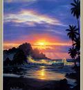 p Christian Lassen Tropical DuskXL
