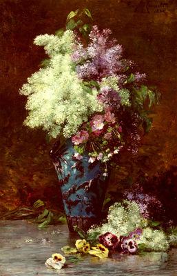 Lavault Albert Tibulle Furcy de Fleurs