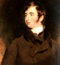 Lawrence Sir Thomas Portrait Of George Charles Pratt