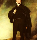 Lawrence Sir Thomas Portrait Of George Nugent Grenville Lord Nugent