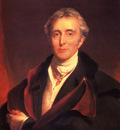 Lawrence Sir Thomas Portrait Of The Duke Of Wellington