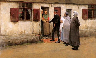 Leemputten van Frans A baptism in Campine Sun