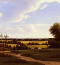 Lehmann Edvard Danish 1815 to 1892 An Afternoon In The Garden SnD 1874 O C 55 3 by 78cm