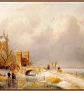 Leickert Winter Landscape01 sj