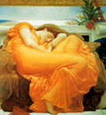 kb Leighton Fredric Flaming June