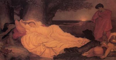 Leighton Cymon and Iphigenia
