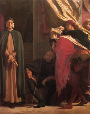 Leighton Dante in Exile right detail