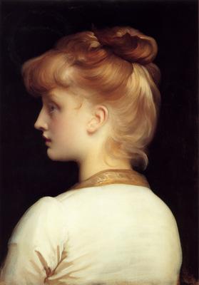 Leighton Lord Frederick Girl