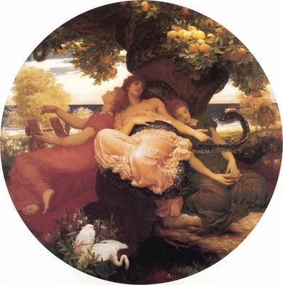 Leighton The Garden of the Hesperides