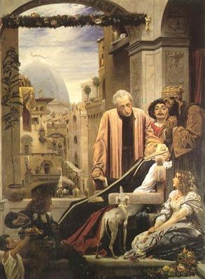 the death of brunelleschi
